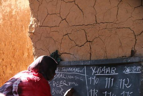 TEACHES II/WASH & REACH Education Project -Completed
